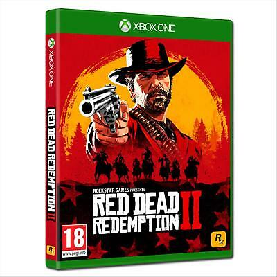 Red Dead Redemption 2 DE Multilingua  - [ XBox One ]