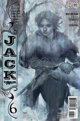 Jack of Fables (Vol 1) # 6 Near Mint (NM) DC-Vertigo MODERN AGE COMICS