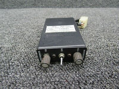 SPA-400 Cessna T210L Sigtronics Panel Mounted Intercom (Volts: 12-24)