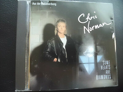 Chris  Norman  -  Some  Hearts Are Diamonds  ,  Cd  1986 , Rock,  Pop