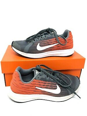 41283aa0f917f5 Nike Boys Downshifter 8 Sneakers Athletic Shoes Gray Crimson Big Kid Sz 4Y