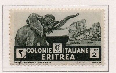 Eritrea 1930 Early Issue Fine Used 2L. 188080