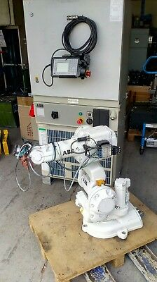 ABB Robot IRB140 M2000 And Teach Pendant + Cables