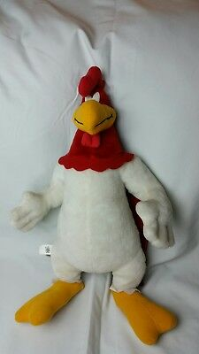 "Foghorn Leghorn 18"" Looney Tunes 1997 Plush Stuffed Registration No. PA-7248"