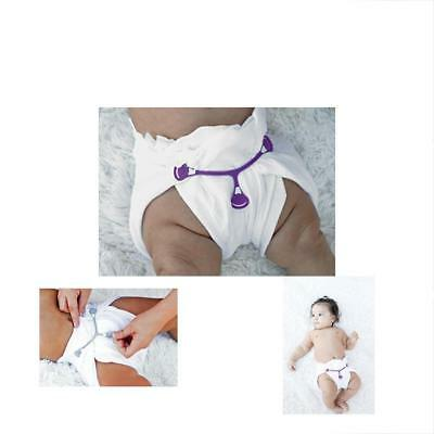 6105ee3b082a GIRL 3-PACK  SNAPPI Cloth Diaper Clips