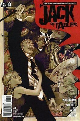 Jack of Fables (Vol 1) # 2 Near Mint (NM) DC-Vertigo MODERN AGE COMICS