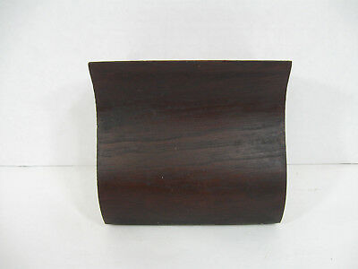 SINGER Drawing Room Cabinet PARTS ~Fixed Stationary DRAWER FRONT ~ Mahogany