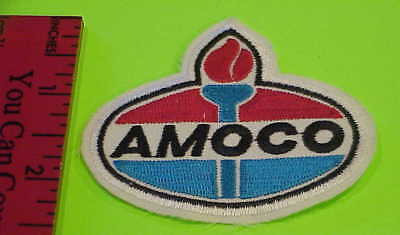 Amoco Gas / Oil Patch  New  Free Shipping !!!