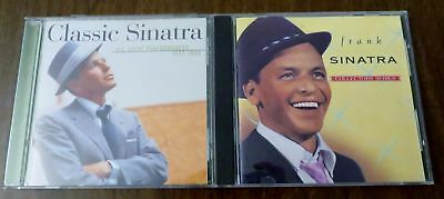 Lot of 2 CDS - FRANK SINATRA - The Capitol Collector's Series & Classic Sinatra