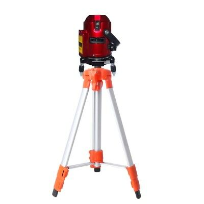 1.2M/1.5M Universal Adjustable Aluminum Tripod Alloy Stand For Laser Air Level