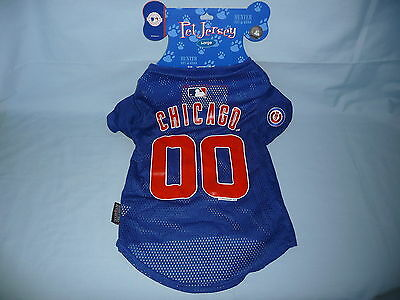 separation shoes f18ce ec809 CHICAGO CUBS DOG/PET JERSEY size Large by Hunter Mfg NIP ...