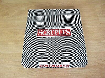 A Question Of Scruples Board Game - 1986 Milton Bradley - 100 % Complete