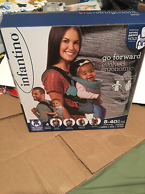 484aabfb98a INFANTINO GO FORWARD Evolved Ergonomic Carrier -  35.67