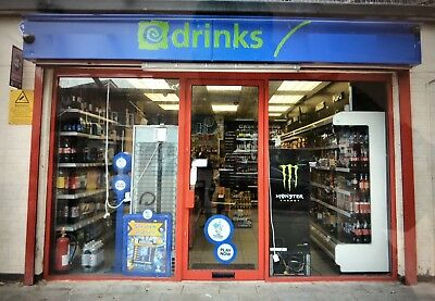 Off license Shop for sale, Lifestyle Convenience Store.Walsall WS3