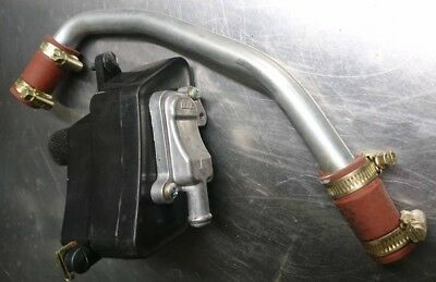 Genuine LML Star 125 2T secondary air system with reed valve