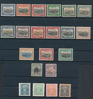 Mozambique 21 MH, MNG & USED (1920-1935) **INCL C1-C15 COMPLETE MH**
