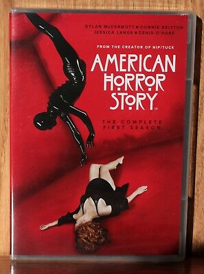 American Horror Story Complete First Season   Brand New DVD