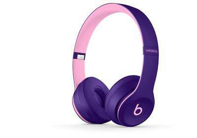 Beats by Dr.Dre Beats Bluetooth Headphone Solo 3 Wireless Pop Collection Violet