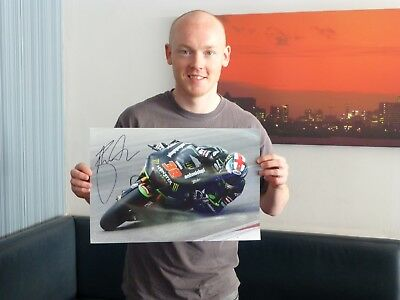 Bradley Smith Tech 3 Hand Signed photo, only 30 Worldwide, Limited edition