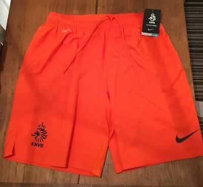 Mens Nike Holland Football Shorts Size XL The Netherlands Adult Extra Large Bnwt