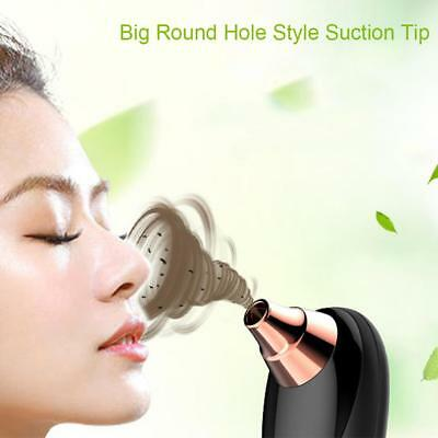Household Electric Pore Cleansing Blackhead Remover Beauty Skin Cleaner Tools
