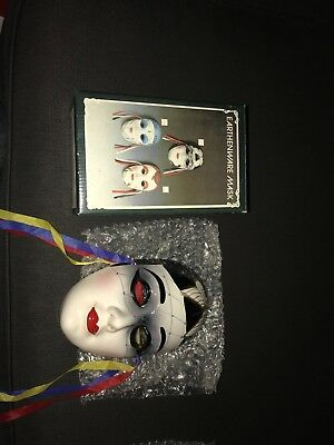 Cereamic Clown Mask Wall Plaque
