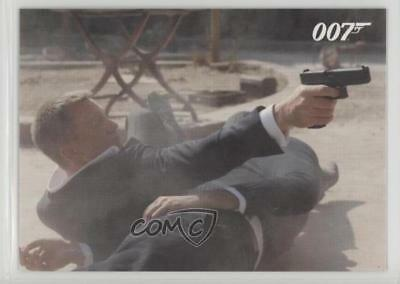 2013 Rittenhouse Bond: Artifacts & Relics Promos #P1 James Bond Promo Card 1i3