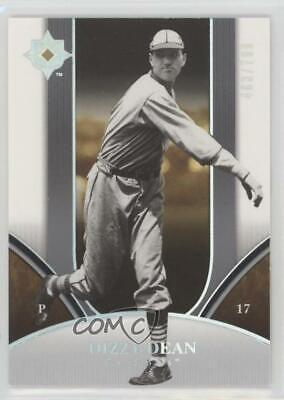 2006 Ultimate Collection #88 Dizzy Dean St. Louis Cardinals Baseball Card
