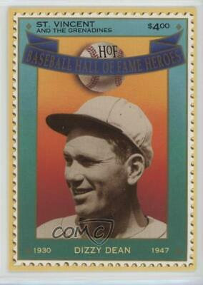 1992 Box Set Base #2 Dizzy Dean St. Louis Cardinals Baseball Card