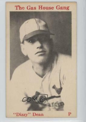 1974 TCMA 1934 St Louis Cardinals Gas House Gang Black Dizzy Dean St. Card
