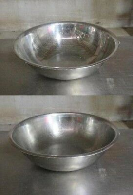 Stainless Steel Mixing Bowl 18 19 Large 125 47949 18 20 Qt Quart