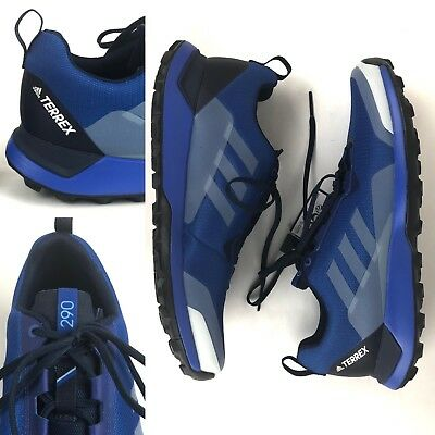 9835400c3a3 Adidas Mens Terrex CMTK Trail Running Shoes Trainers Sneakers Blue Sports  11.5