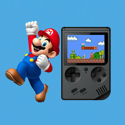 "3.0"" Retro FC Mini Handheld Game Console Built-in 168 Games Pocket Consoles New"