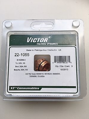 Victor Thermal Dynamics Plasma Cutting Tips 22-1055