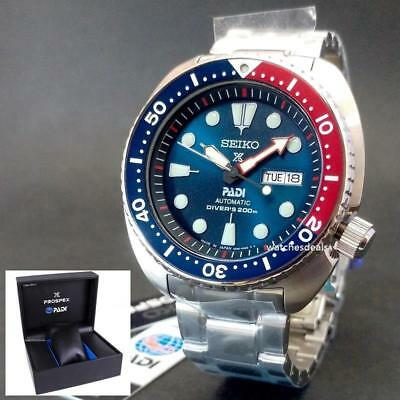 Japan Made Seiko Prospex X Padi Turtle Srpa21j1 Automatic Diver S