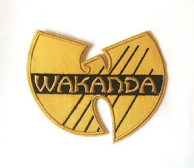 Wakanda Iron-On Patch