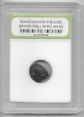 Ancient Widows Mite Roman Jesus Bible God Coin Black Friday Xmas Gift Deals L1