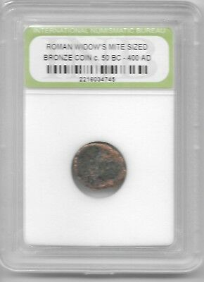 Ancient Widows Mite Roman Jesus Bible God Coin Black Friday Collection Deal L18