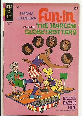 Hanna-Barbera Fun-In #6 - Harlem Globetrotters - GD/VG 3.0