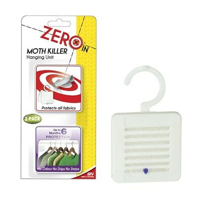 STV International Zero In Moth Killer Hanging Unit (TL1305)