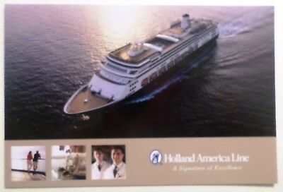 ms Zaandam . Holland America Line . HAL Cruise Ship Vessel Sea Boat Ocean Liner