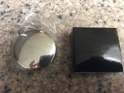 Cazadores Tequila Metal Traveler Shot Glass. With Keychain. New.