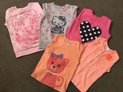 Girls Winter Clothing (5 Pieces) - Size 6