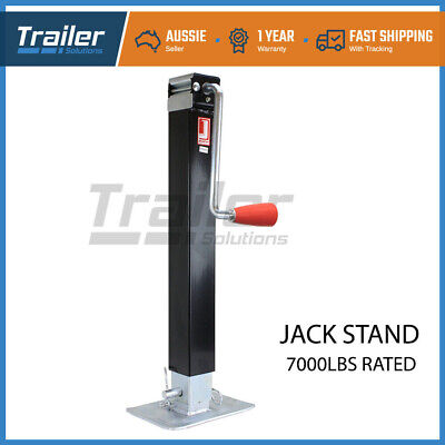 Trailer Canopy Caravan Jack Stand 3175Kg Rated Heavy Duty Stabilizer Legs