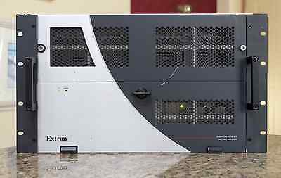 Extron Quantum Elite 615 6U 15 Slot Video Wall Processor 12 DVI Cards 6 in 6 out