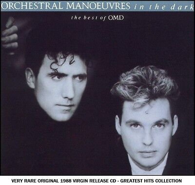 Orchestral Manoeuvres In The Dark - Very Best Greatest Hits - 80's Synth Pop CD