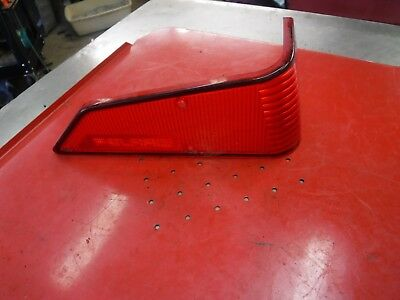 1996 POLARIS XCR snowmobile parts:  TAILLIGHT left SIDE LENS ONLY