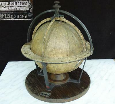 WW2 1940 GERMAN  U-BOAT NAVIGATION STAR GLOBE w/STAND
