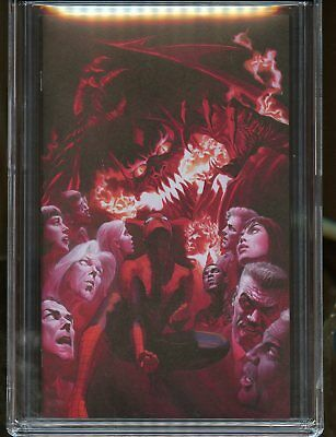 Amazing Spider-Man #800 Cgc 9.8 Nm/mt Alex Ross Virgin Edition 2018 White Pages