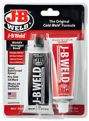 J-B WELD CO 10OZ Cold Weld Epoxy 8281